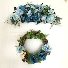 decorative wreaths for the home wreaths awesome decorative door wreaths waterproof outdoor