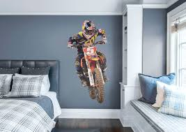 life size ryan dungey motox wall decal shop fathead for ryan dungey motox fathead wall decal