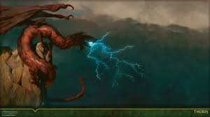 Wildfire Eternal Gatherer by Http Magic Wizards Com Sites Mtg Files Images Wallpaper