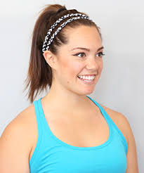 headbands that stay in place best women s athletic workout headbands