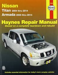 amazon com nissan titan 2004 thru 2014 and armada 2005 thru