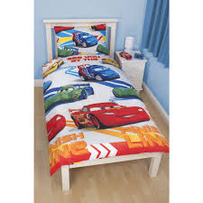 disney cars duvet set single at wilko com