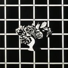 black and white flower piece u0027 patrick caulfield 1963 tate
