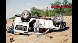 jake paul car jake paul react to logan paul car accident clipzui com