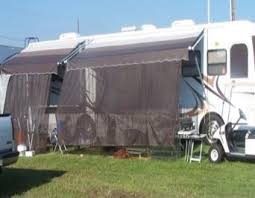 Rv Shade Awnings Royal Cabana Rv Awning Sun Screens Rv Shade Solar Screens Kennel