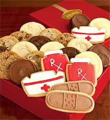 get well soon cookies if i was truly sick i this box would help raise my