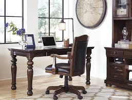 Ashley Office Desk by Desks Furniture Decor Showroom