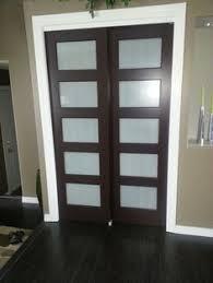 Closet Door Replacement Option For Replacing The Metal Bi Fold Closet Doors Home