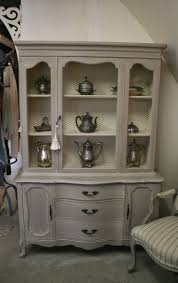 147 best china cabinets hutches display cases chalk paint reloved rubbish french provincial hutch with chicken wire coco with a wash of old ochre