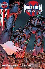 house of m decimation house of m the day after comics by comixology