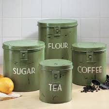 kitchen canisters green kitchen canisters home and decoration