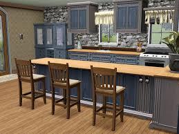 sims kitchen ideas maple wood grey shaker door sims 3 kitchen ideas sink faucet