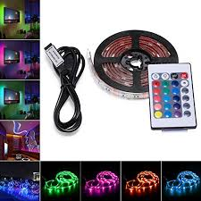 nexlux led light strip led strip lights led lights sync to music 16 4ft 5m led light strip