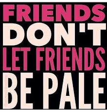 Tanning Meme - tag friends that love a good spray tan or your friends that need a