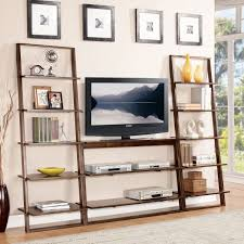 furniture home 39 striking crate and barrel leaning bookcase