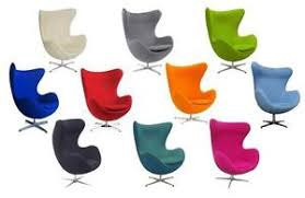 Enclosed Egg Chair Egg Chairs Retro U0026 Swivel Egg Chairs Ebay