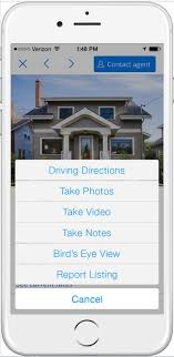 zillow app for android i the zillow app but the walkthrough option isn t