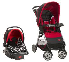 Mickey Mouse Flag Disney Mickey Mouse Stroller And Car Seat Travel System