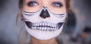 the gloss investigates is this skull makeup tutorial really as easy as it looks