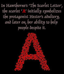 hawthorne u0027s u0027the scarlet letter u0027 symbolism and character analysis