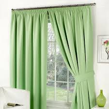 thermal pencil pleat blackout pair curtains ready made fully lined