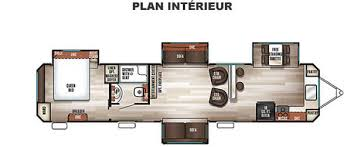 roulotte 2 chambres roulottes hl roulottes de parc 3