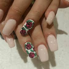 27 rose nail art designs ideas design trends premium psd vector
