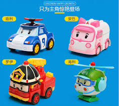 robocar poli robot transform car toy 4 1