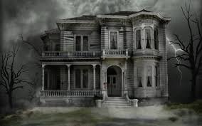 halloween background with house halloween haunted house lakecountrykeys com