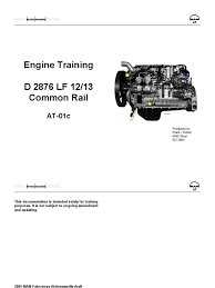 160891283 man d2876 cr eng fuel injection engines