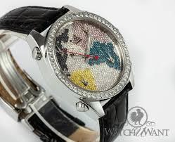 World Map Watch Sold Listing Jacob U0026 Co Five Time Zone Jc 40 2 5 Carat
