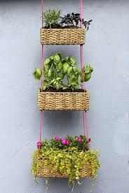 Gardening Basket Gift Ideas by Top 10 Cool Vertical Gardening Ideas Top Inspired