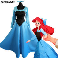Mermaid Halloween Costume Adults Compare Prices Ariel Dress Shopping Buy Price