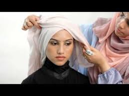 video tutorial turban style thehijabstylist how to achieve the criss cross look hijab