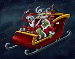Nightmare Before Christmas Meme - christmas hijackers the nightmare before christmas know your meme
