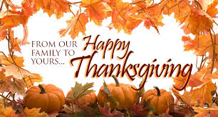 happy thanksgiving from our family to yours college park