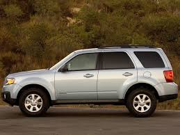 mazda tribute specs 2007 2008 autoevolution