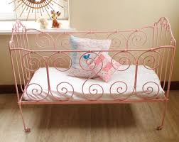 iron bed upholstered vintage wrought iron beds headboard