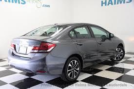 2013 used honda civic 2013 used honda civic sedan 4dr automatic ex l at haims motors
