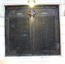 bureau de poste lattes king s memorial chapel nzhistory zealand history