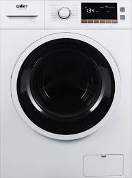 summit spwd2200w 24 inch front load washer dryer combo with 2 0 cu