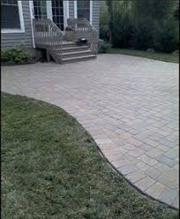 Composite Patio Pavers by Photos Of Paver Patio Stairs Google Search Finish Pinterest