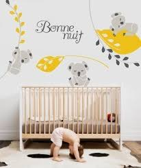 autocollant chambre bébé stunning stickers gris chambre bebe images awesome interior home
