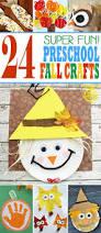 24 super fun preschool fall crafts preschool fall crafts crafts