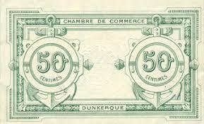chambre des commerces dunkerque banknotes emergency notes dunkerque 59 chambre de