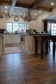 Grey Wood Floors Kitchen by Best 20 Distressed Hardwood Floors Ideas On Pinterest U2014no Signup
