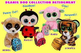 ty beanie baby boo collection plush 8 21 2015 8 45