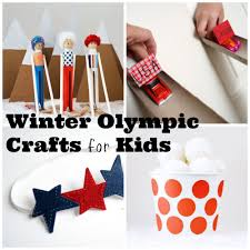 2014 craft olympics kid crafts