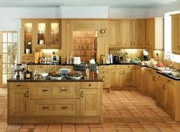 oak kitchen ideas kitchen oak designs home design in ideas plan
