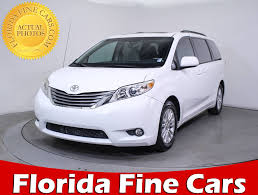 lexus used truecar new and used toyota sienna for sale in miami fl u s news